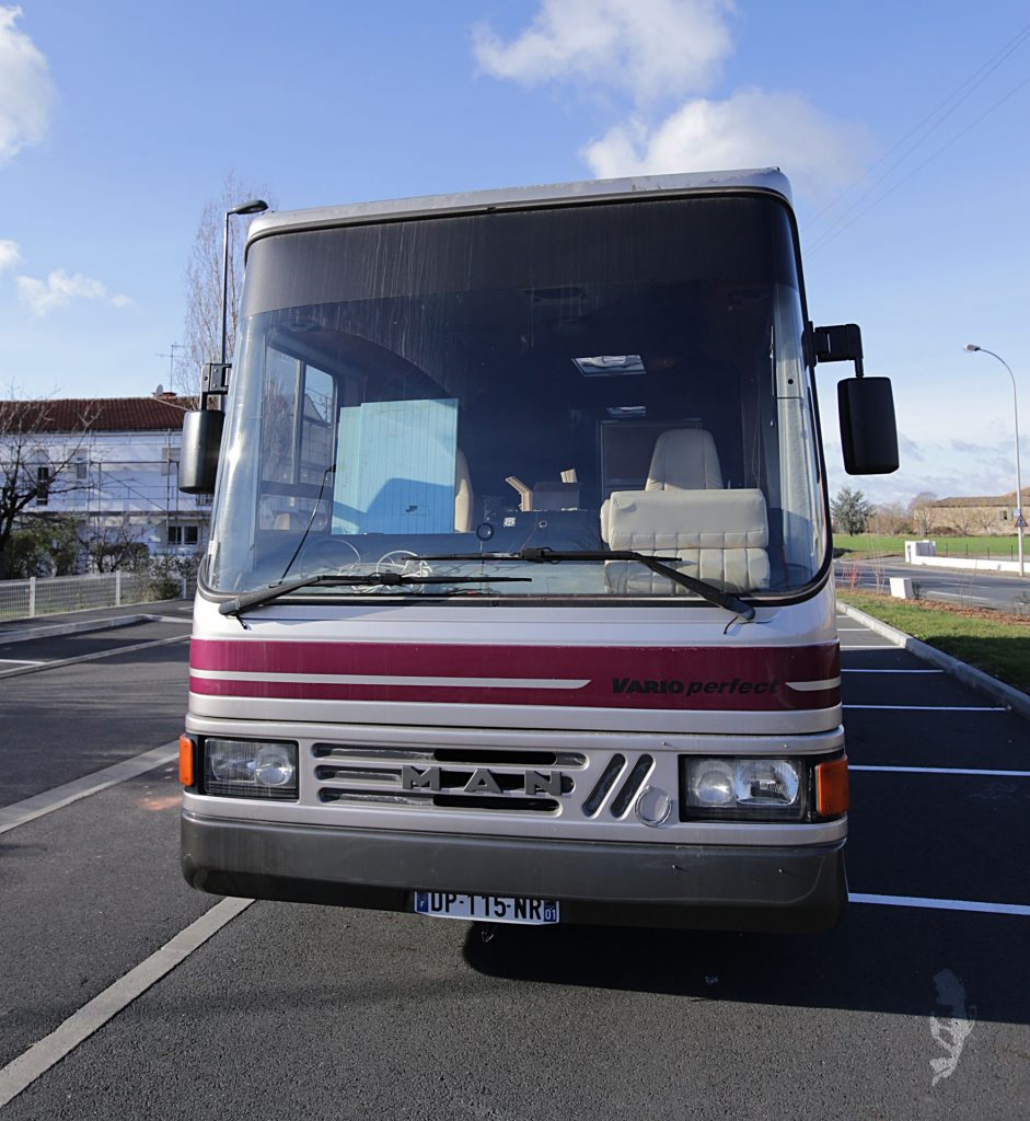 Le camping bus