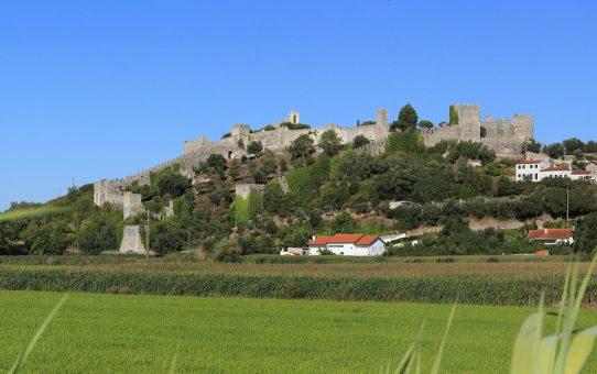 Le château de Montemor-o-Velho