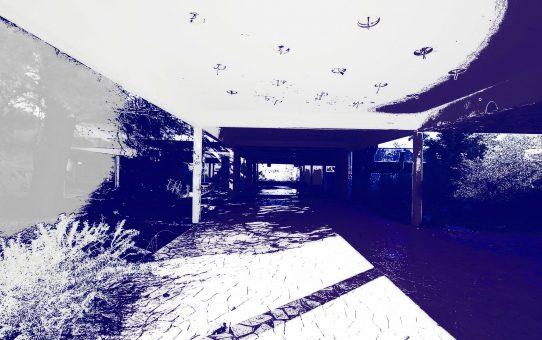 Primosten - Le complexe abandonné