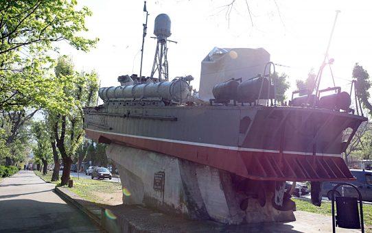 Varna- le musée de la marine