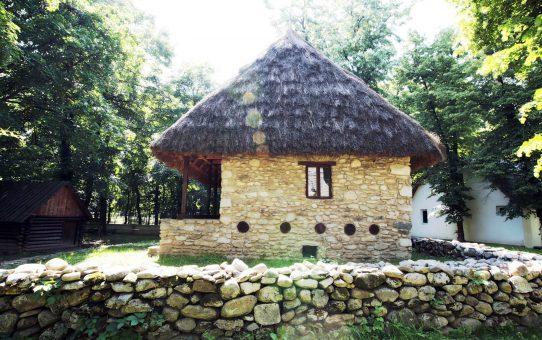 Bucarest - musée du village roumain-2